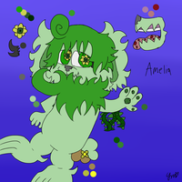 Amelia Ref. by Two-Pieces-Of-Trash
