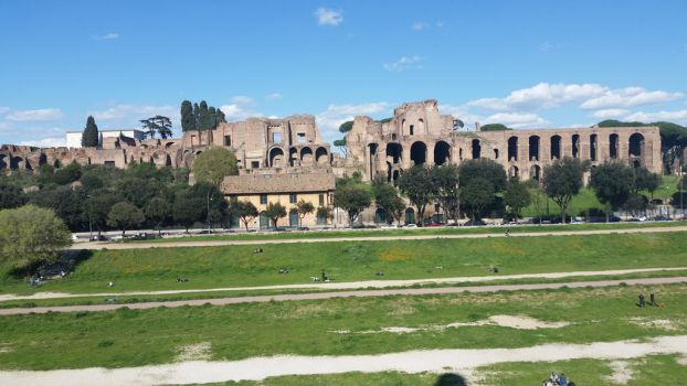 More of Rome by MikiDawn577