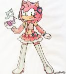 VOCALOID Amy by WhiteXRose96