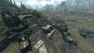 Skyrim - Silent Moons Camp by NDC880117