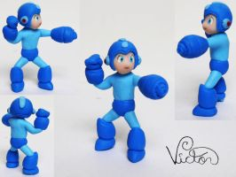 Mega Man by VictorCustomizer