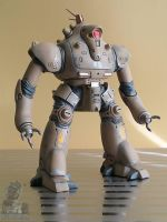Patlabor: Hercuie21 industrial labor by G2ORC