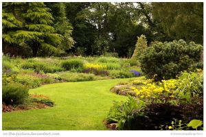 Norfolk Garden by In-the-picture