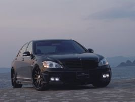 Wald Mercedes-Benz S-Class by TheCarloos