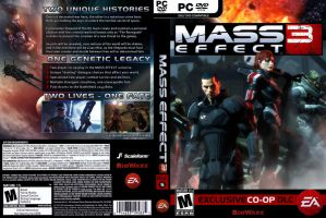 Mass Effect 3 DLC Concept by KrowFace