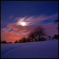 Bright Winternight by JoInnovate