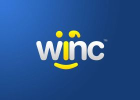 Winc - Logo Design by Alneo