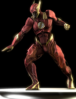 The Flash (Regime) by Yare-Yare-Dong