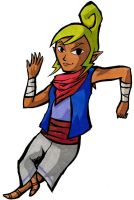 Tetra - 7 years after by Skull-the-Kid