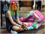 One More Hour! - BABSCON 2015 (COSPLAY) by AniRichie-Art