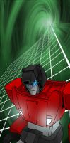 Sideswipe Kiriban by Transformergirl