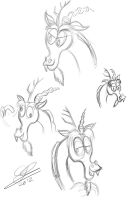 Discord Sketches by Dori-to