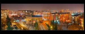 City lights by Morpher-inc