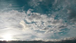 blue sky atmospheric VIII by little-one-girl