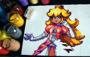 Peach WIP by Aenea-Jones