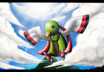 Pokemon: Xatu by Ink-Leviathan