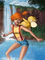Misty by GideonLand
