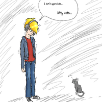 Pewdiepie: Kitty Cats by Whitefire8