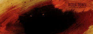 Wolf Town Banner 1 by xKIBAx