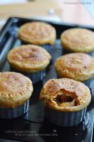 Foodporn: Mini chicken pot pies by Persephine