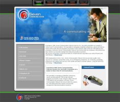 Communication Website by irfanrahmed