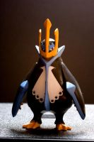 The Great Empoleon II by KRd1st