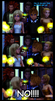 MMD KH - HELL NO! by XxChocolatexHeartsxX