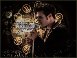 Kris Allen: The Truth Banner by For-Always