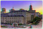 Old City Hall, Toronto 3-D :: HDR/Raw Anaglyph by zour