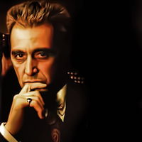 The Godfather-Michele by donvito62