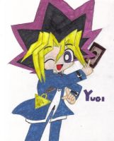 Chibi Yugi by fairies-r-real