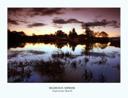 Balmaha Sunrise by ArwensGrace