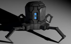 Scout Drone by Vrga