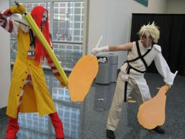 Col. Cloud V RonaldMcSephiroth by Mastershambler
