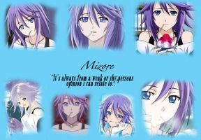 For Mizore by solobladeEX