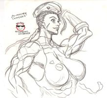 Cammy white-pro muscle13 by 187charger