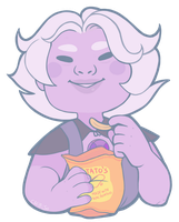 Babymethyst by ChibiSo