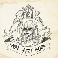Artbook Fei by mzelBulle