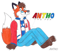 Antho is back again! by AnthoFur