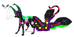 Very colorfull Tailmouth Auction taken by Silhouett3s