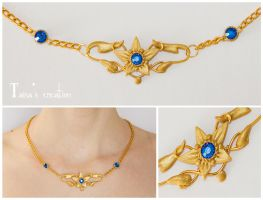 Eowyn's Necklace Replica by Taisa-Winged