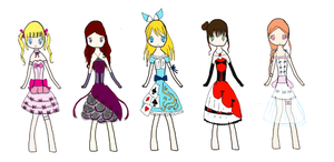 Lolita Adopts by crazyawesomeepic