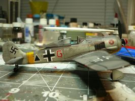 1/72 Fw 190 F2  5./SG 1 by Pyranose