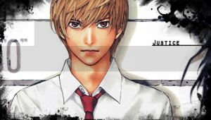 Justice DN PSP wall by DeviantSith