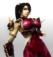 Soul Calibur IV Taki Version 5 by LordHayabusa357