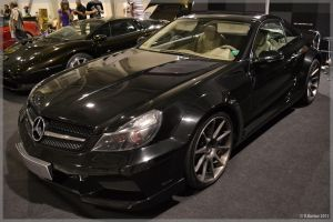 Mercedes Sl65 AMG Custom by Overdrive .. by SpinnerBG
