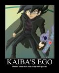 Chazz meets Kaiba's ego by hybridchick