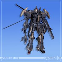 AXN-ZX-00b  Solo by UEGProductions