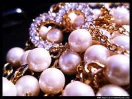 pearls II by Mei-Angelz