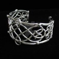 Celtic Weave Bracelet by camias